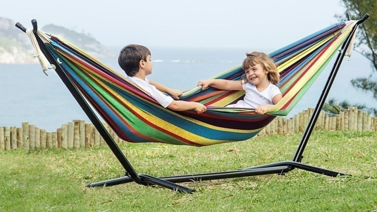 portable hammocks with stand