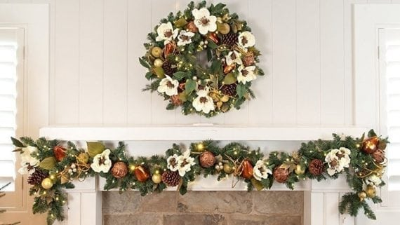 Best Lighted Christmas Garlands