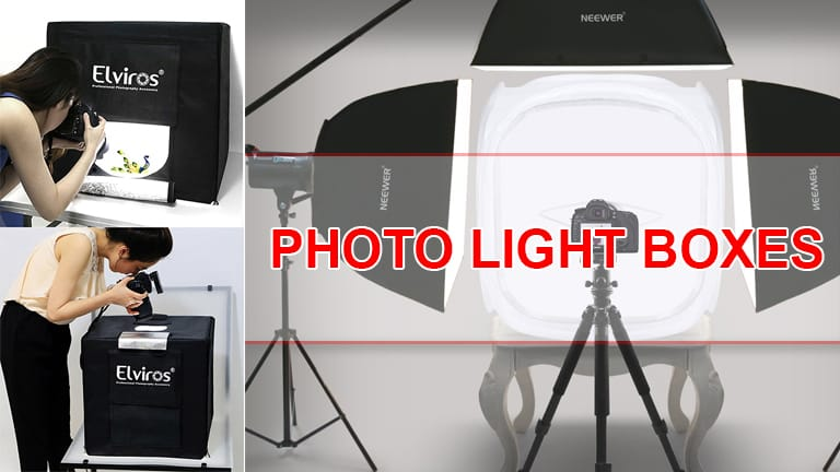 Best Photo Light Boxes
