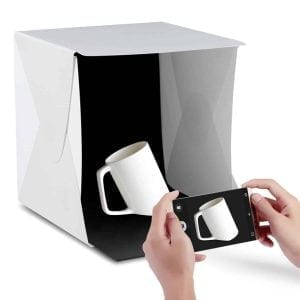 Amzdeal Light Tent Portable LightBox