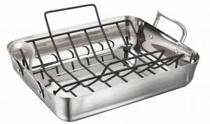 Calphalon Contemporary Stainless Steel Roasting Pan