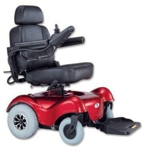 IMC Heartway Rumba HP4 power electric wheelchair