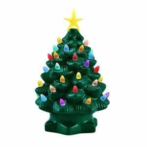 Mr. Christmas 10 Inch Nostalgic Christmas Tree