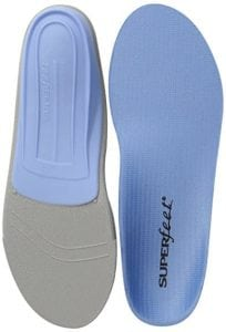 Superfeet BLUE Full Length Insole