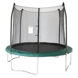 10 Ft. Round Skywalker Trampolines with Spring