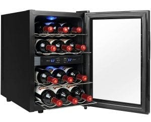 AKDY Freestanding Wine Cooler
