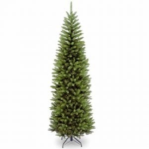 National Tree 7 Foot Kingswood Fir Artificial Pencil Tree