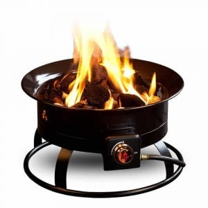 Outland Firebowl 823 Portable Propane Gas Fire Pit