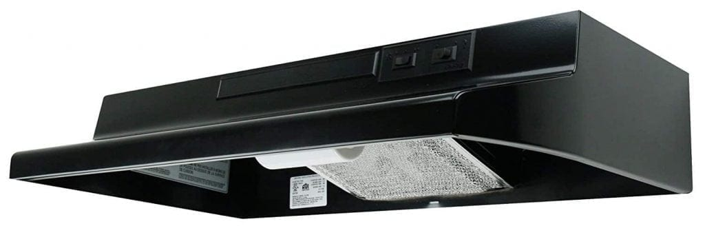 Air King AD1366 Advantage Ductless Under Cabinet Range Hood