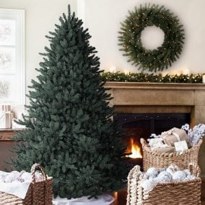 Balsam Hill's 6.5' Blue Spruce Artificial Christmas Tree