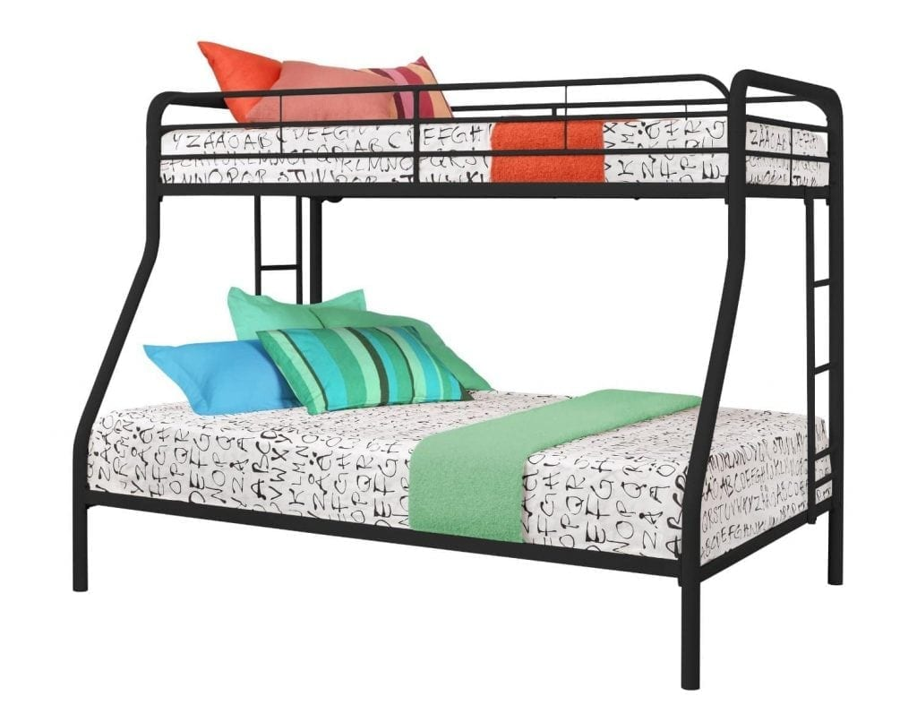This End Up Bunk Beds Weight Limit