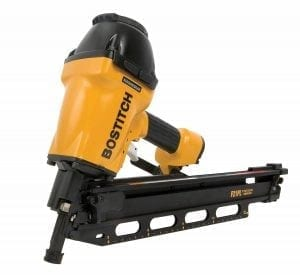 BOSTITCH F21PL Round Head 1-1:2-Inch to 3-1:2-Inch Framing Nailer