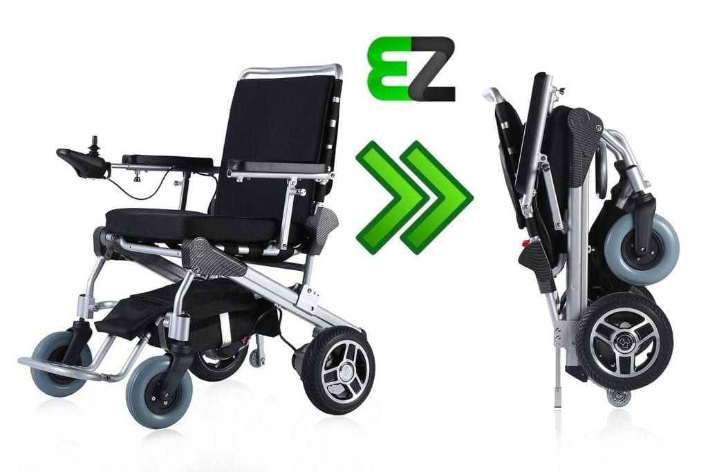 EZ Lite Cruiser DX10 Personal Mobility Aid