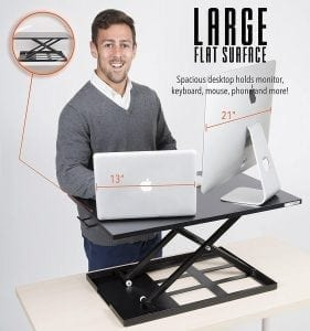 Standing Desk - X-Elite Pro Height Adjustable Desk