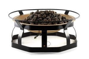 Camco 29-Inch Portable Deluxe Outdoor Fire Pit