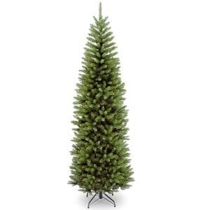 National Tree 7.5 Foot Kingswood Artificial Fir Pencil Tree