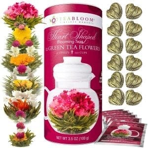 Teabloom Flowering Tea Assortment Collection