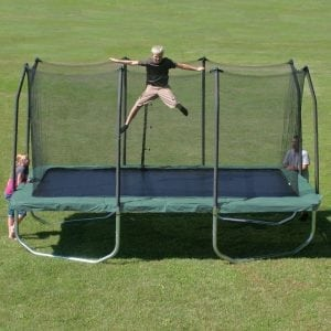 Summit 14' Rectangle Skywalker Trampolines
