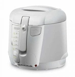 DeLonghi D677UX 2-Lb Food Capacity Deep Fryer