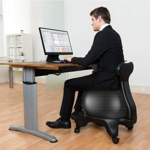Best Balance Ball Chairs for Home Office Yoga Stability and Fitness