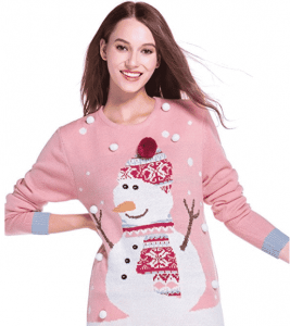 Best Christmas Sweaters for Women