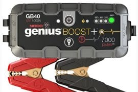 Best battery boosters - car jump starter