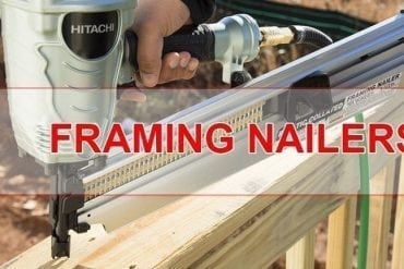 Framing nailers
