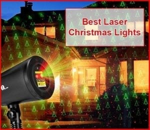 Best laser christmas lights
