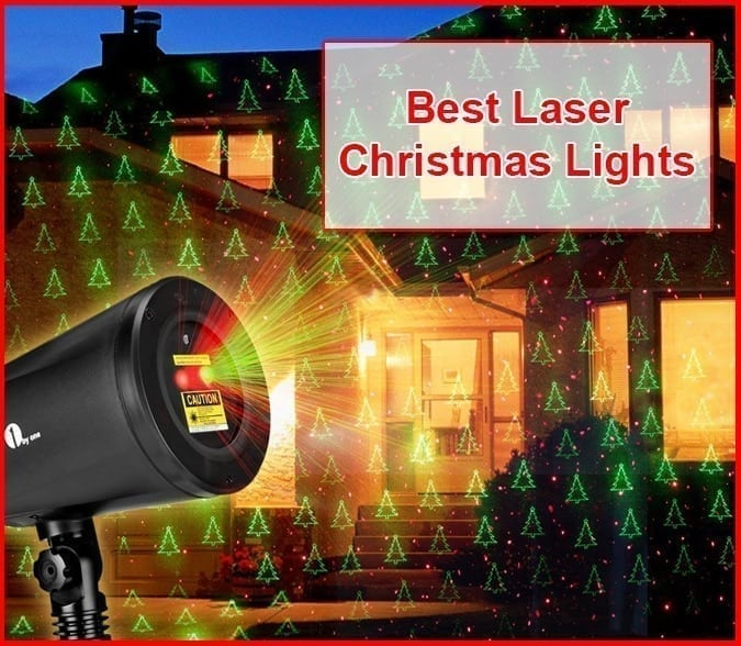 The Best Laser Christmas Lights for New Year Celebration