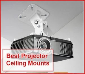 Best projector ceiling mounts reviews
