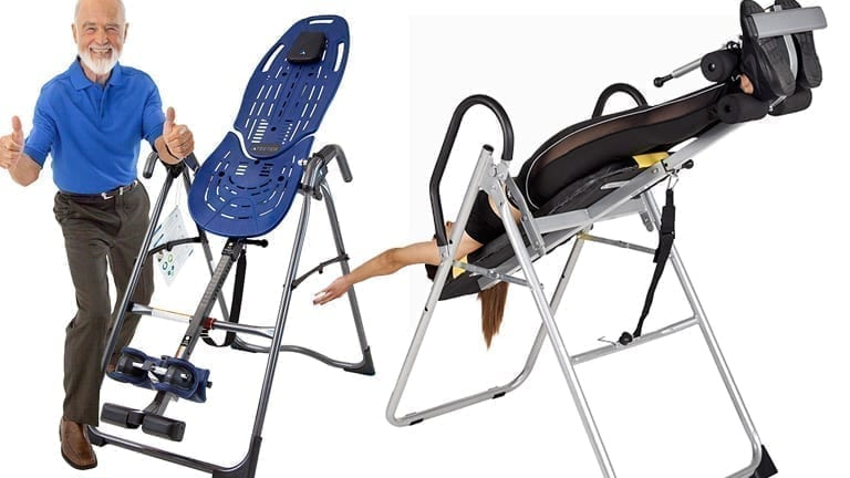 best inversioin tables for back pain relief