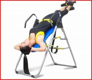 inversion tables for back pain relief