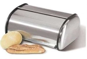 Home-it Stainless Steel Bread Box for kitchen