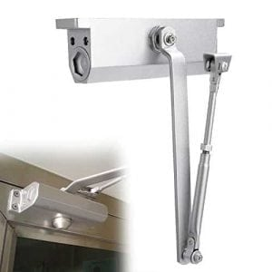 Homdox Large Automatic Door Closer