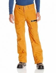 Quiksilver Snow Men's Dark Stormy Pant