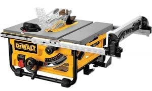 DeWalt DW745 10 Inches Compact Mini Table Saw
