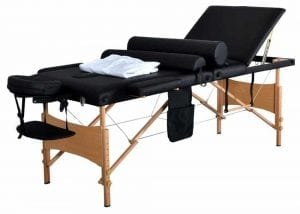 New 84L 3 Fold Massage Table Portable