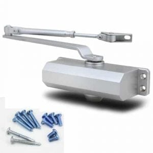 Xtreme power US Aluminium Automatic Door Closer