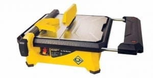 QEP 22650Q Tile Saw For Wet Cutting