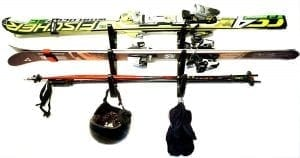 Store Your Board Ski and Snowboard Storage Rack
