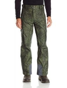 Columbia Men's Ridge 2 Run II Insulated Omni Heat Ski Snowboard Pants