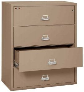 Fireking Fireproof Lateral File Cabinet