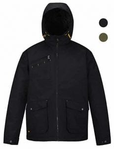 HARD LAND Men's Insulated Winter Jacket