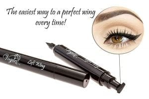 Eyeliner Stamp – by Vogue Effects Black
