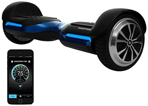 App-Enabled SWAGTRON T580 Bluetooth Hoverboard