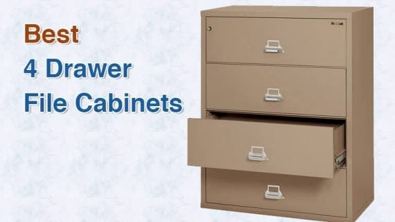 Best 4 drawer file cabinets