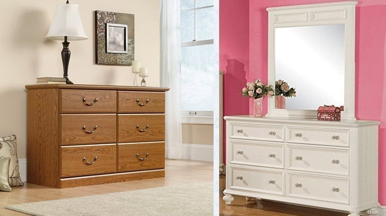 Best 6 drawer dressers