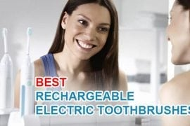 Best rechargeable electric toothbrushes