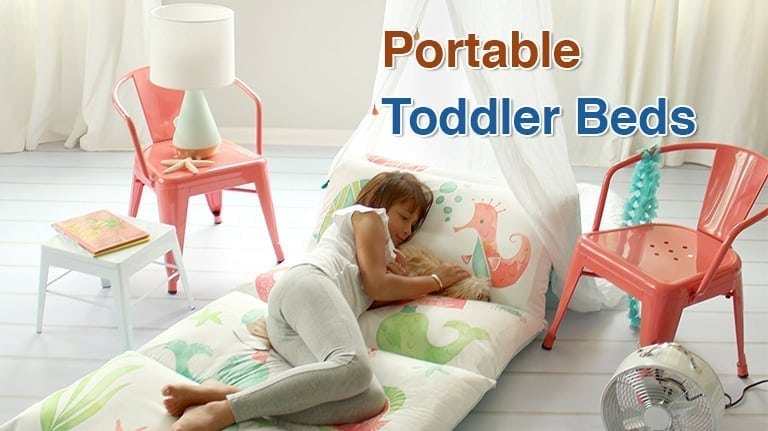 Top 10 Best Portable Toddler Beds In 2018