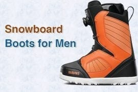 Snowboard Boots for Men